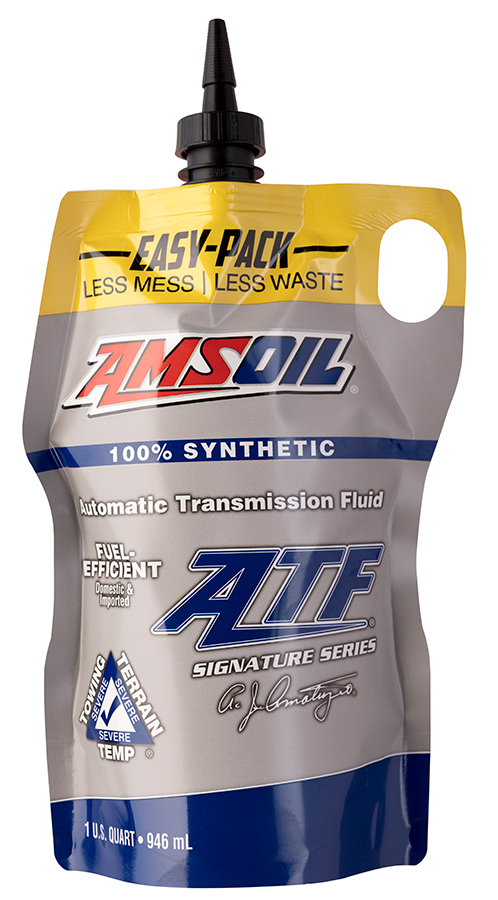 Amsoil Signature Series Fuel Efficient Synthetic Atf Atl