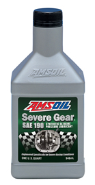 AMSOIL SAE 190 Severe Gear Racing Gear Lubricant (SRN)