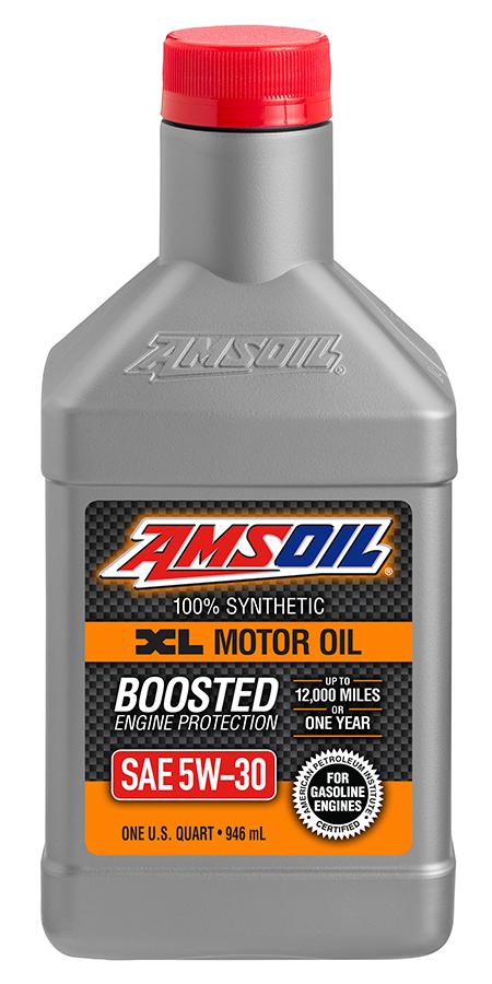 Amsoil 5w 30 Synthetic Motor Oil Xlf