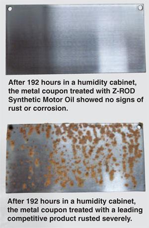 Amsoil Z Rod 20w 50 Synthetic Motor Oil Zrf